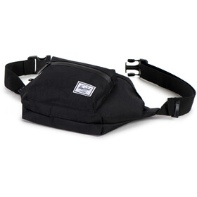 Herschel Seventeen Ensemble de sacoches de ceinture, black/black zipper